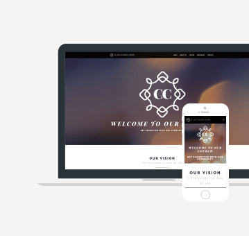 ChristianCMS WordPress Website Theme Fluid
