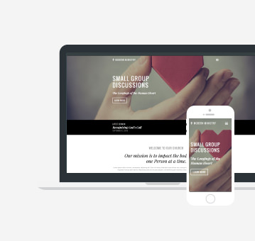 ChristianCMS WordPress Website Theme Spark